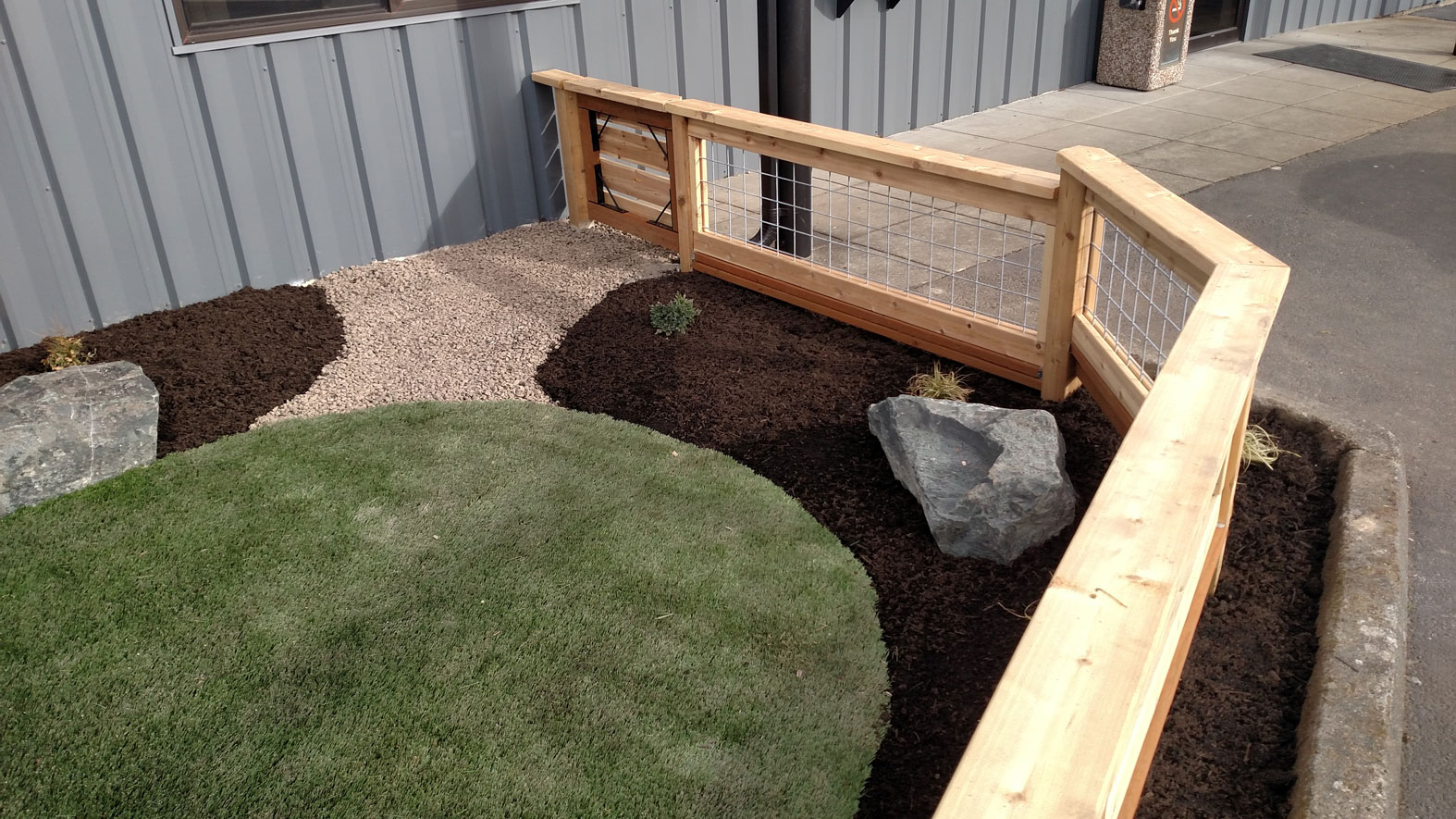 Commercial Landscaping in Bremerton
